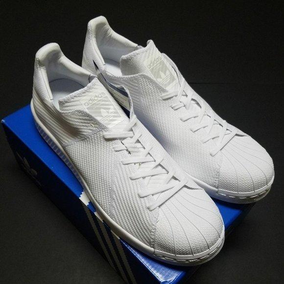 Adidas Originals Superstar Bounce Primeknit Shoes